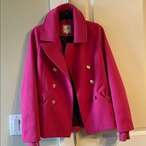 Tommy Girl pink peacoat
